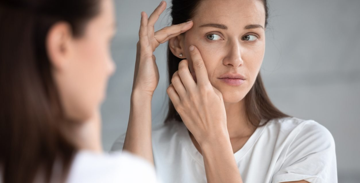 Pelle stanca e stressata: i 3 segnali da non sottovalutare
